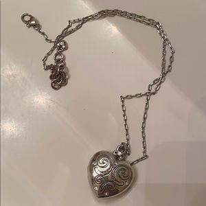"""Brighton """"you are always in my heart"""" locket"""